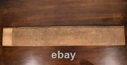 42 Antique Gothic Revival Hand Carved Panel/Trim in Oak (lot C)