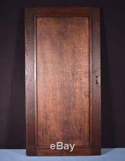 Antique French Highly Carved Hunting Panel in Oak Wood with Fish Salvage